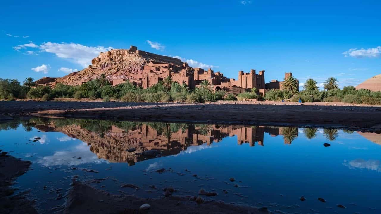 kasbah ait benhaddou tour , morocco